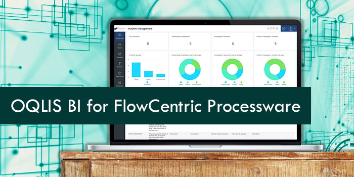 FlowCentric Technologies and OQLIS Announce New Technology Partnership